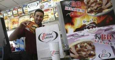 Boum burger, chaîne de fast food hallal