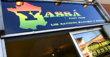 Yassa Fast Food, restauration rapide aux influences Africaines