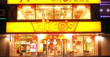 Le marché du fast food en Chine