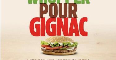 Burger King ouvre son deuxième point de vente à Marseille