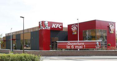 KFC s'implante à Saint Quentin