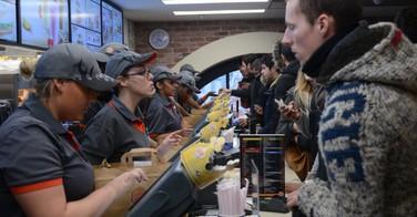 Burger King La Défense - Le recrutement des équipiers commence !