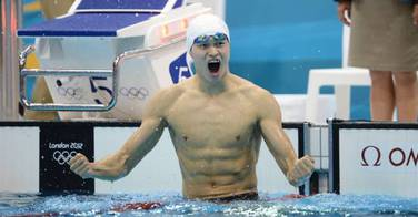 Sun Yang fait son come back !