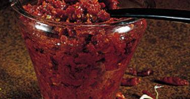 Recette Kebab : Harissa