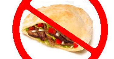 Malbouffe et Kebab : Stop !