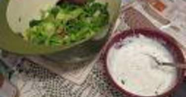 La recette de la sauce blanche... allégée