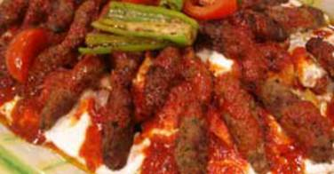 Assiette : Iskender Kebab