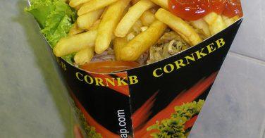 CornKeb, nouveau concept de kebab sans pain