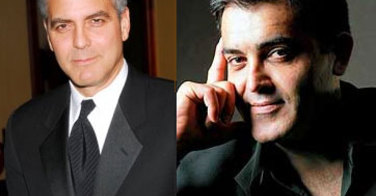 Georges Clooney vendeur de kebab ?