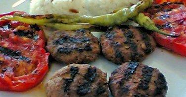 Recette Köfte Kebab