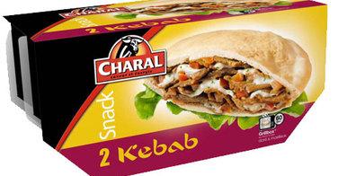 Charal lance son nouveau Kebab micro-ondes