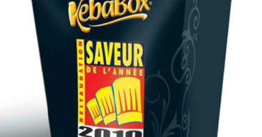 La KebaBox, une nouvelle façon de manger du kebab