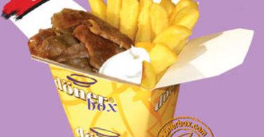 Döner Box, le kebab en boite
