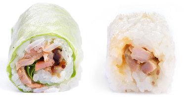 Du sushi au kebab
