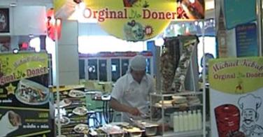 Un Kebab dans un Carrefour Thaïlandais !
