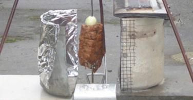 Pierre, inventeur du grill kebab maison