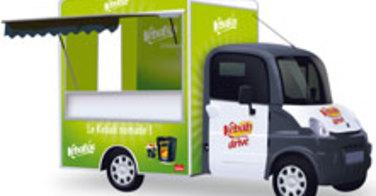 Kebab Drive, le snack ambulant