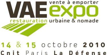 VAE Expo : salon de la vente à emporter