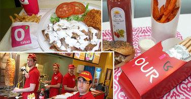Our Kebab ferme boutique, Nabab et O'Kebap se développent