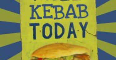 1 kebab chroniqué, 1 kebab offert