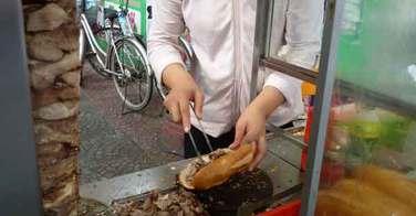 Bami Kebab, à Ho Chi Minh, Vietnam