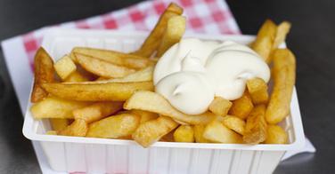 Le secret des bonnes frites maison à la Belge