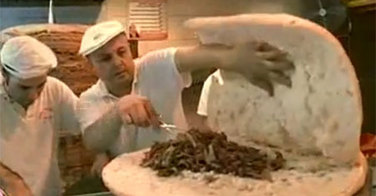 Zapping du Döner kebab