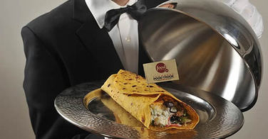 Le kebab le plus cher du monde coûte 840 euros