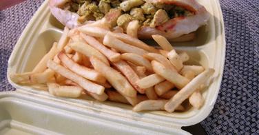 Chicken Tika - Ozo Grill à Levallois Perret