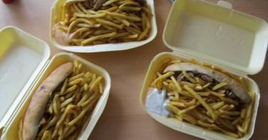 Kebab Frites Mixte - Istanbul Kebap à Noisy le grand