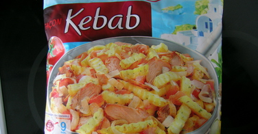 Poêlée Kebab - Leader Price