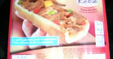 Barquito Kebab - Créapain