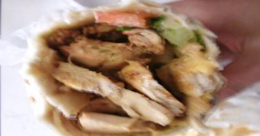 Tortilla escalope et poulet paprika - Ya ka manger à Montigny le bretonneux
