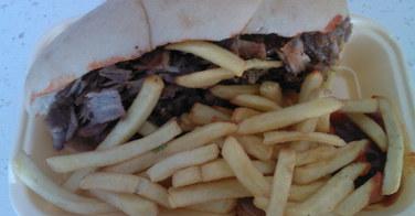 Sandwich Kebab - La Turquoise à Paris