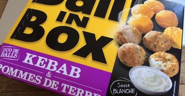 Ball in Box de Fleury Michon
