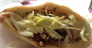 Sandwich BerlinOur - Our Kebab à Paris