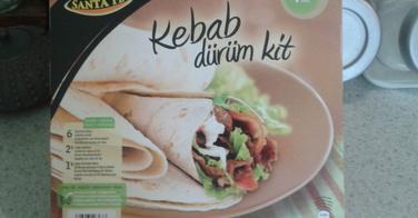 Kit Kebab - Dürüm Santa Fe