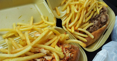 menu grec et menu chicken - Good Time à Montigny lès Cormeilles