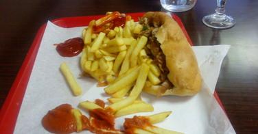 Kebab  - La Voie Lactée à Paris