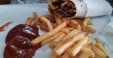 Kebab Durum Frites - Candirdagi à Paris