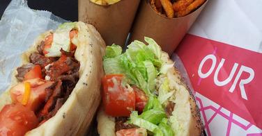 AmeOUR et DetOUR - Our Kebab à Paris