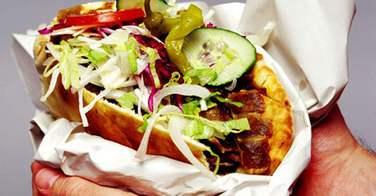 Un kebab comme solution aux problèmes de violence