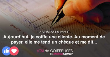 La VDM de Laurent R.