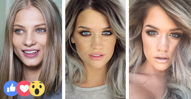 Blond gris : 20 photos absolument hypnotisantes !