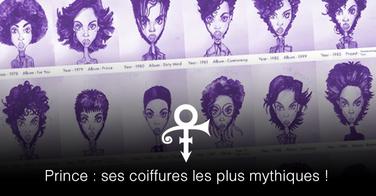 Mort de Prince : retour sur ses coiffures les plus mythiques !