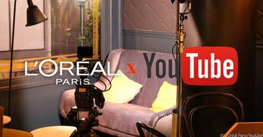 L'Oréal mise (gros) sur les Youtubeuses beauté !