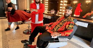 Ce barbier propose des tailles de barbes à 1000 dollars !
