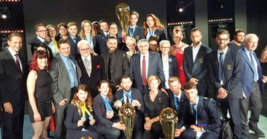 Coupe d'Europe de coiffure : la France brille par son succès !
