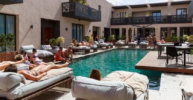Cette marque de produits professionnels a fait vivre à ses clients un expérience inédite au Maroc !