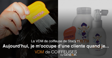 La VDM de coiffeuse de Stacy H.